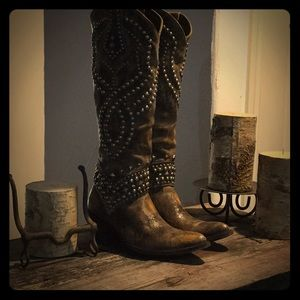 OLD GRINGO Knee High Boots